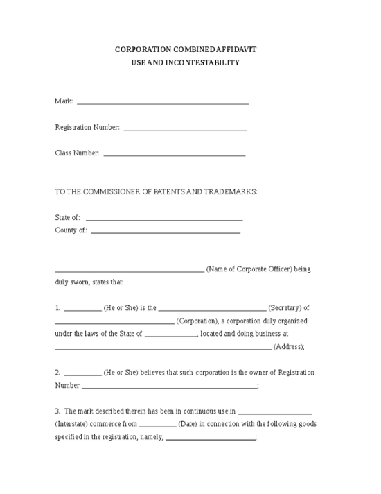 affidavit form example 22.644