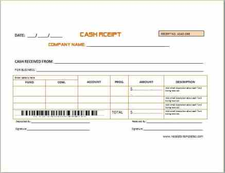 cash receipt example 17.9641