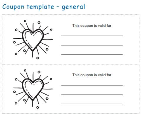 coupon template 141