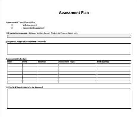 free assessment example 13.941