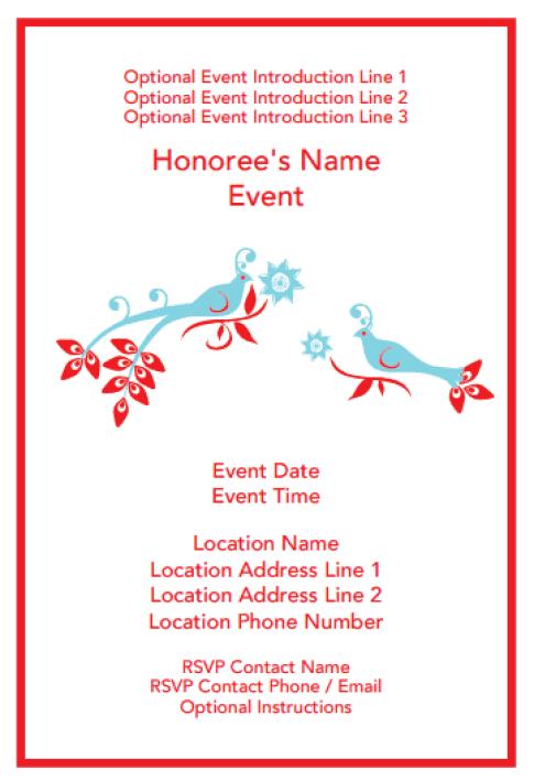 free invitation template 4974