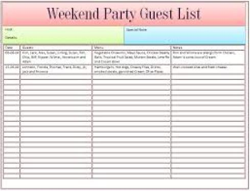 guest list example 12.641