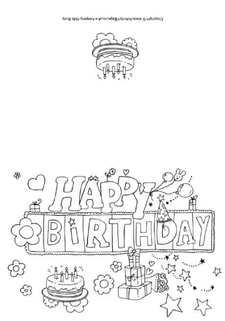 41+ Free Birthday Card Templates in Word Excel PDF
