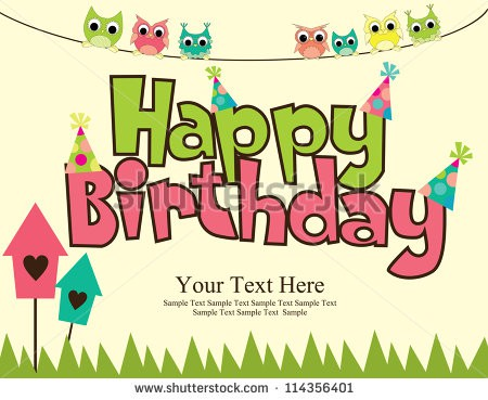 34 Free Birthday Card Templates in Word Excel PDF – Template Happy Birthday Card