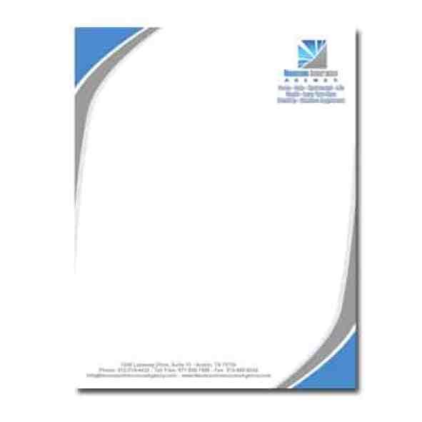 letterhead sample 30.40