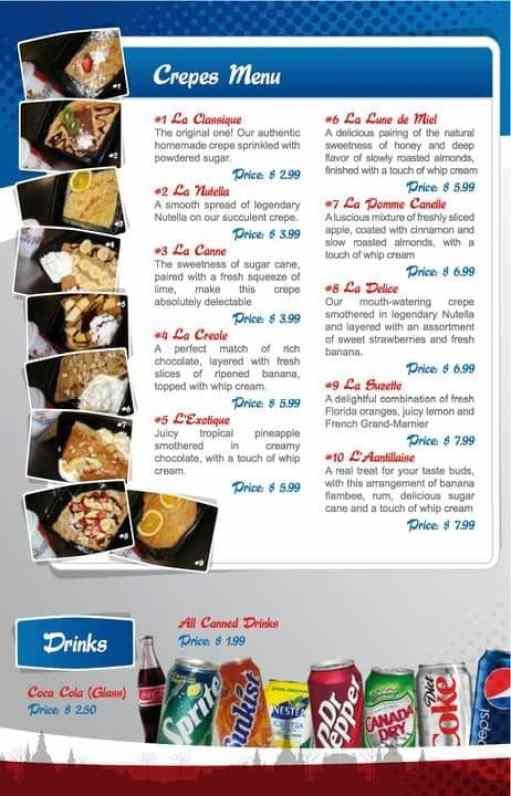 menu sample 13.94