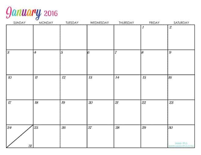 office calendar template 3941