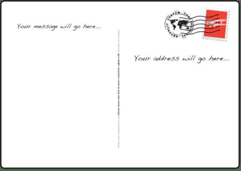 postcard sample 19641
