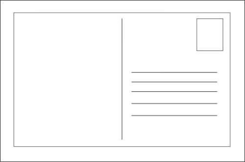 postcard sample 3641