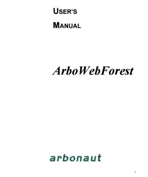 user manual template 1641