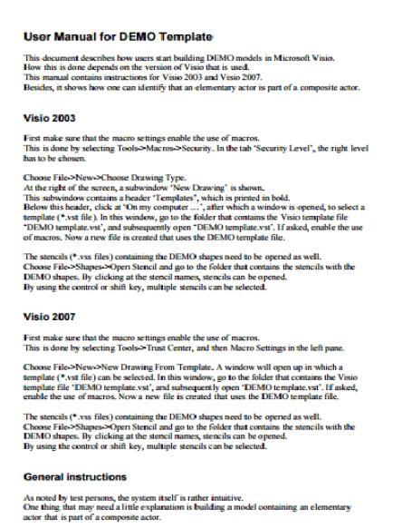 user manual template 3641