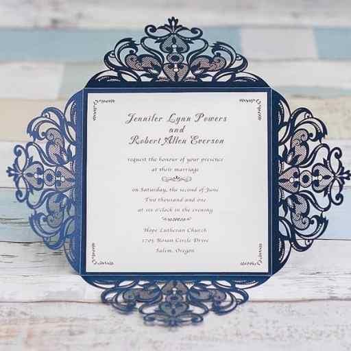 wedding invitation sample 11.9641