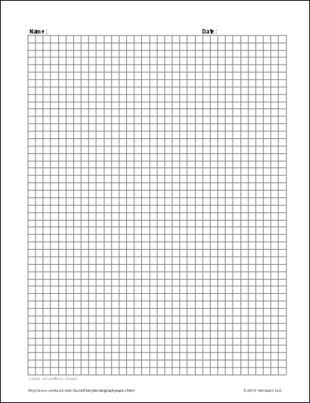 graph paper sample 2641
