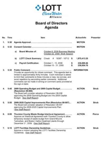 meeting agenda sample 394