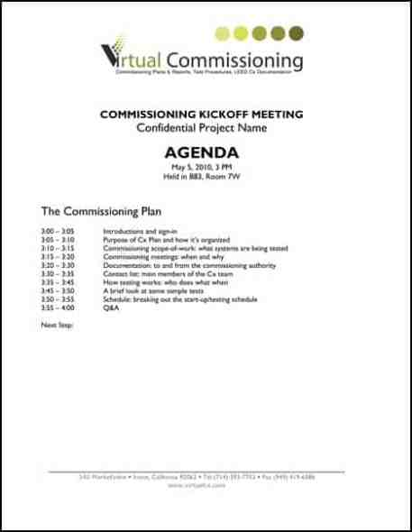 meeting agenda sample 494