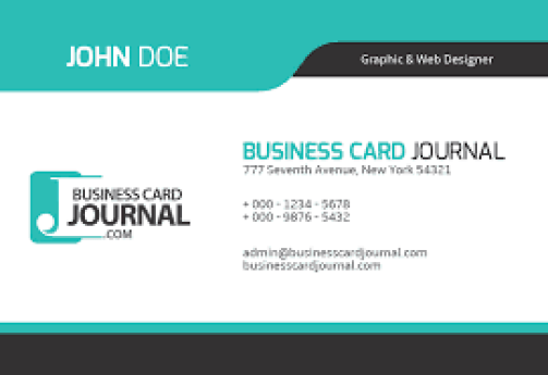 21+ Free Name Card Template - Word Excel Formats