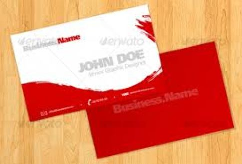 21 Free Name Card Template Word Excel Formats – Name Card