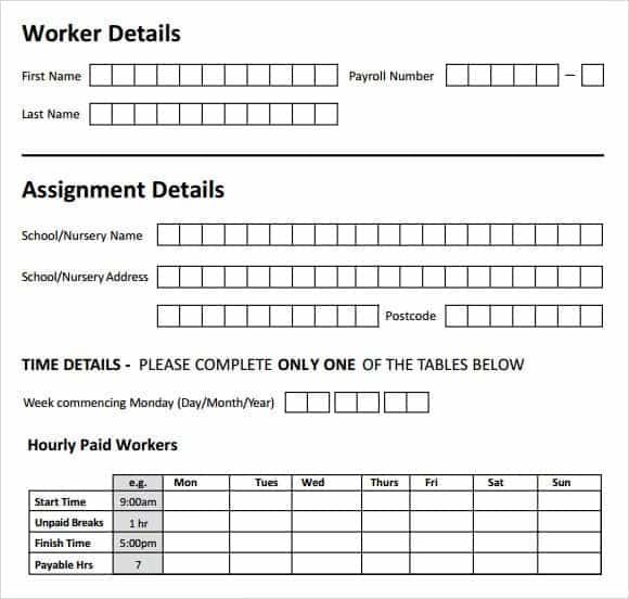 time sheet sample 10.641