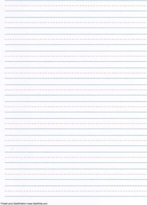 writing paper sample 15.64