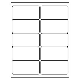 File Drawer Labels Templates
