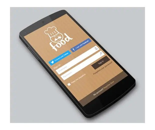 Android App Templates Free 84