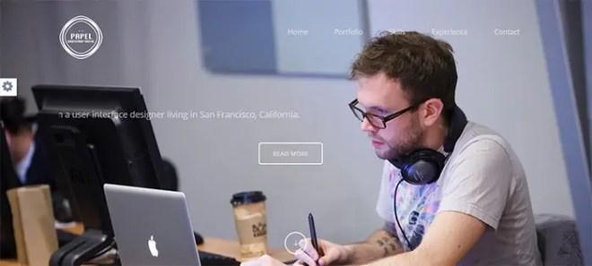 Angularjs Website Templates 941