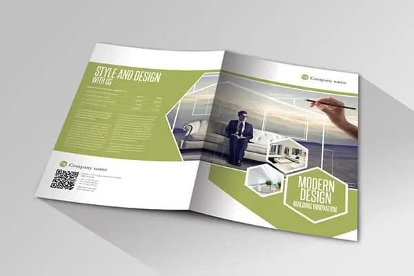 Bi Fold Brochure Templates  11