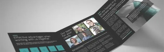 Tri Fold Brochure Templates 264