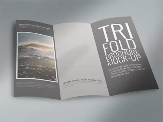 Tri Fold Brochure Templates 346