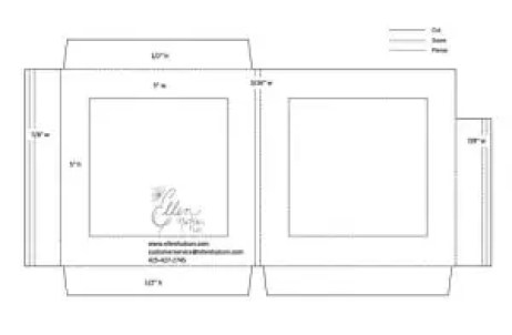 cd cover template 89461
