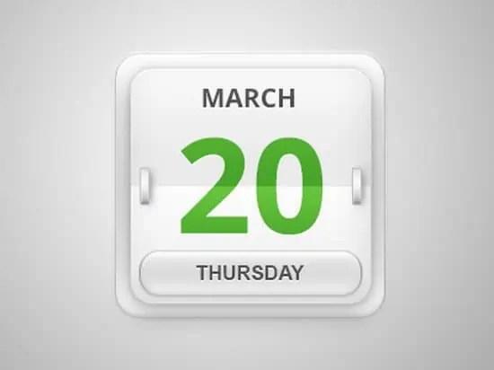 html calendar template 261