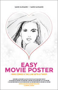 Free Movie Poster Templates. poster templates free poster ...