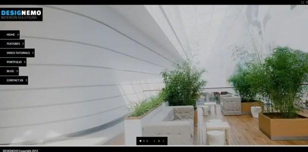 Interior Design WordPress Theme Free Download 461