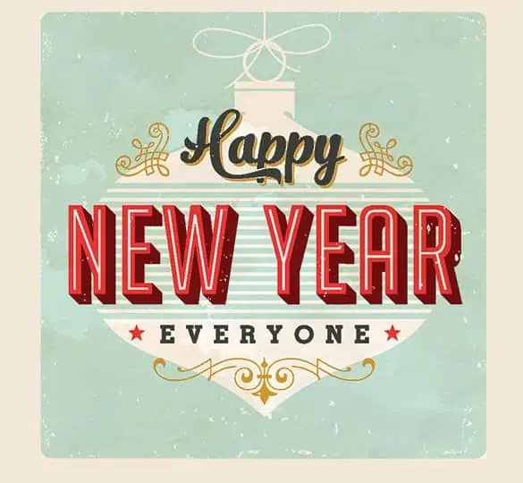 6 Happy New Year Email Templates Website Wordpress Blog – New Year Email Template