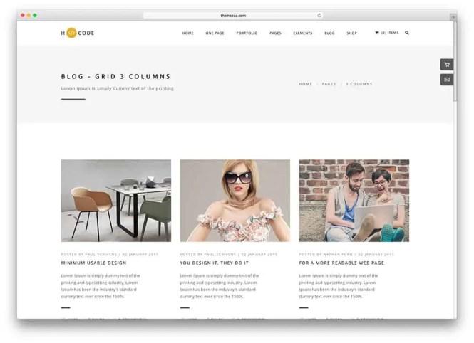 html5 blog templates 641