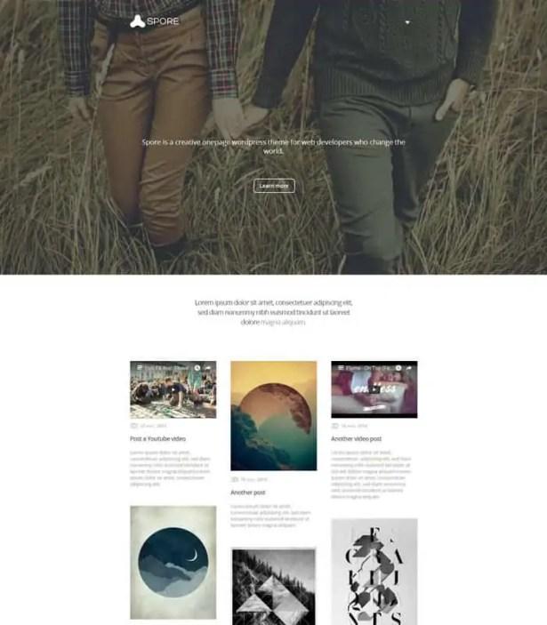 html5 blog templates 946
