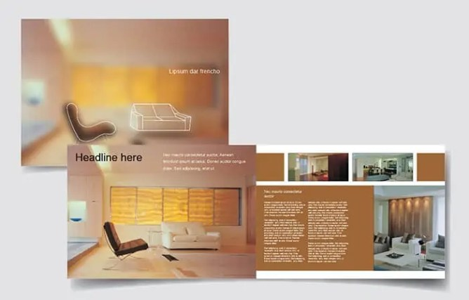 interior design brochure 264