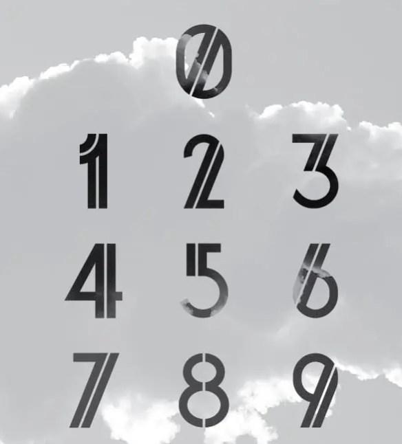 smoke fonts 41