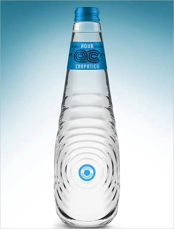 water bottle mockup 110