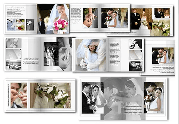 Wedding photo album template archives templates front tag wedding photo album template pronofoot35fo Gallery