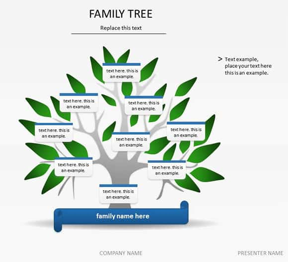 Family Tree Templates Word Word Excel Samples
