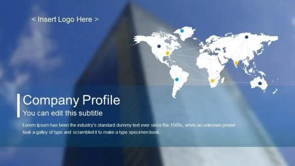 company profile template 50