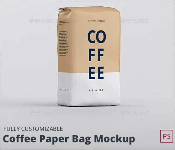 This mockup bundle includes a total of 12 packaging mockups that can use for flour, powder, sugar, supplement, coffee, tea, and other food branding packaging designs. Free And Premium Psd Vector Coffee Bag Mockups 32 Format Downloads