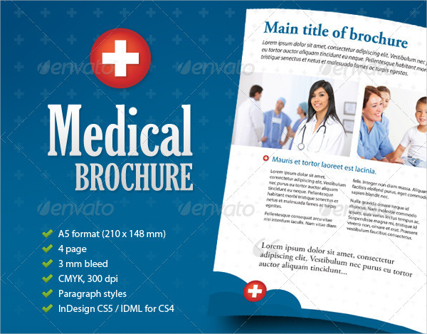 22 Medical Brochure Free Premium PSD Vector PNG JPG