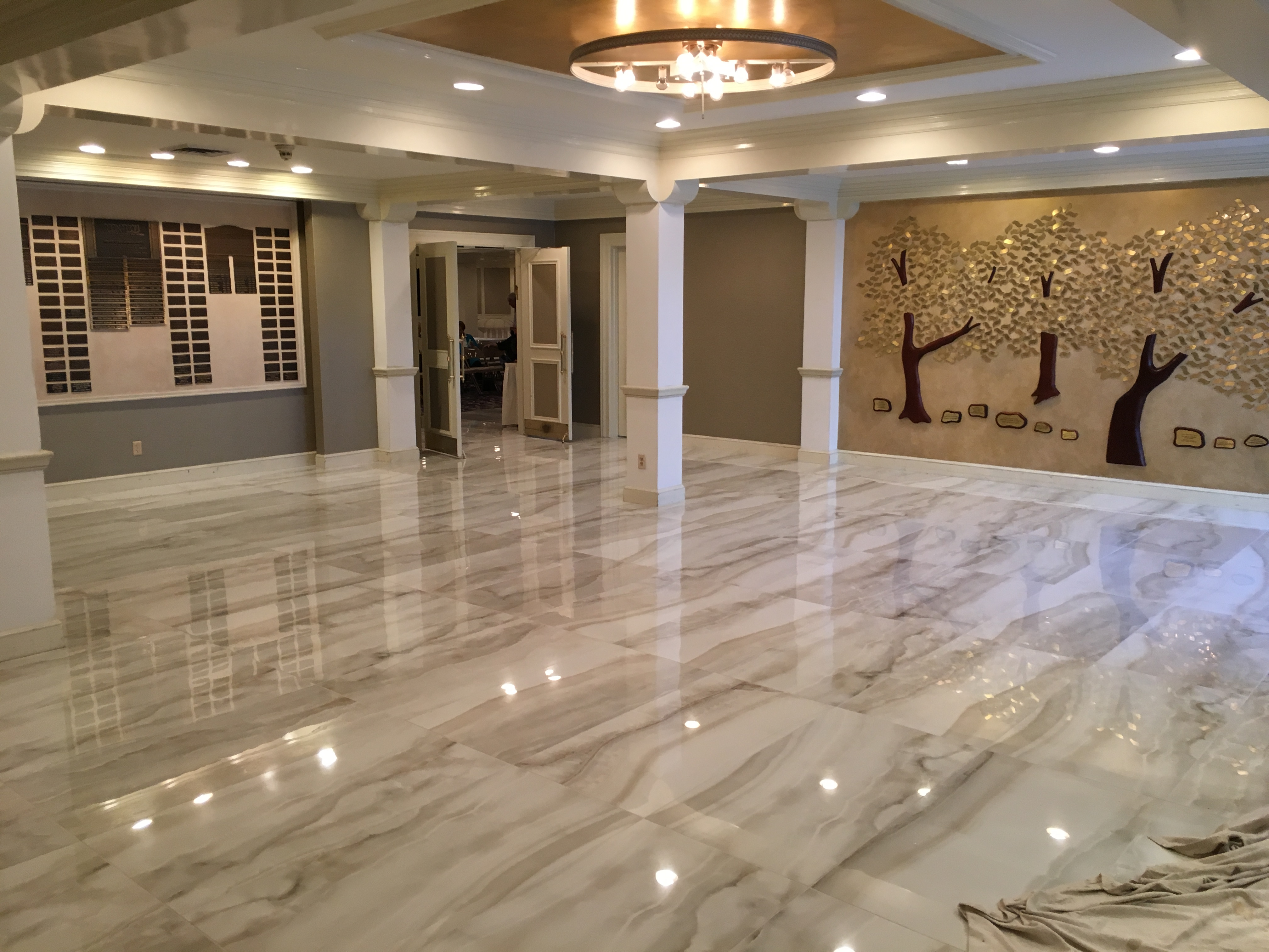 Current Renovation and Remodel  Temple Judea of Manhasset