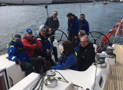 Temple Legal Protection May sailing day 2019