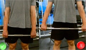 Deadlift Grip Positions