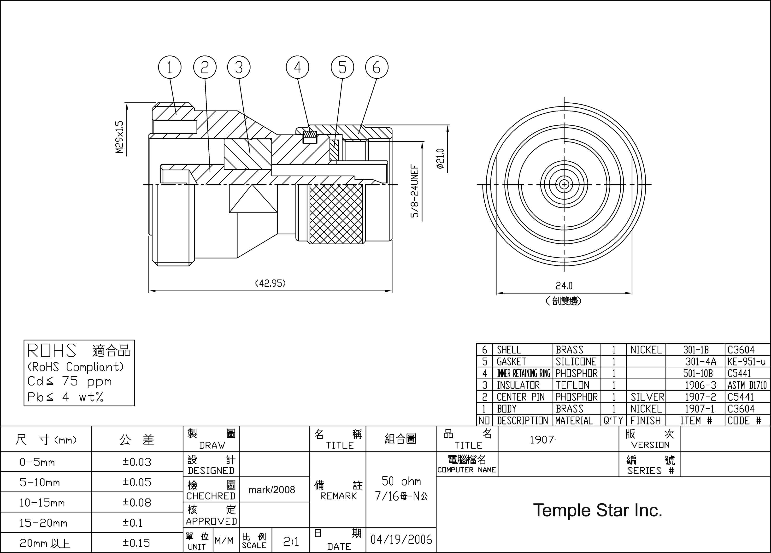 Temple Star Inc Original Manufacturers Direct Price