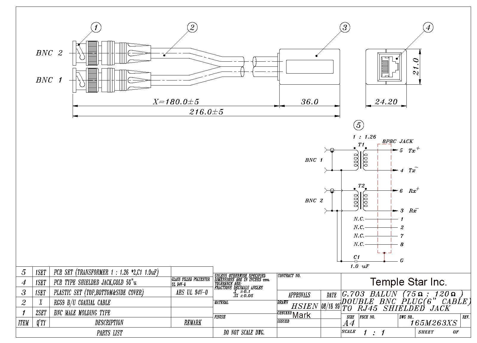 165m263XS?resize\\\\\\\=665%2C478 5 pin din plug wiring diagram 5 pin power supply pinout \u2022 free  at mifinder.co