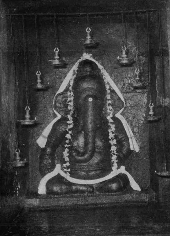 God Ganesh Hd Wallpaper Karpaka Vinayakar Temple Pillayarpatti